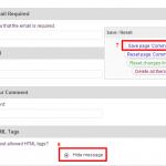 WordPress Suffusionテーマ コメント欄下のHTMLタグ群を表示させないの巻